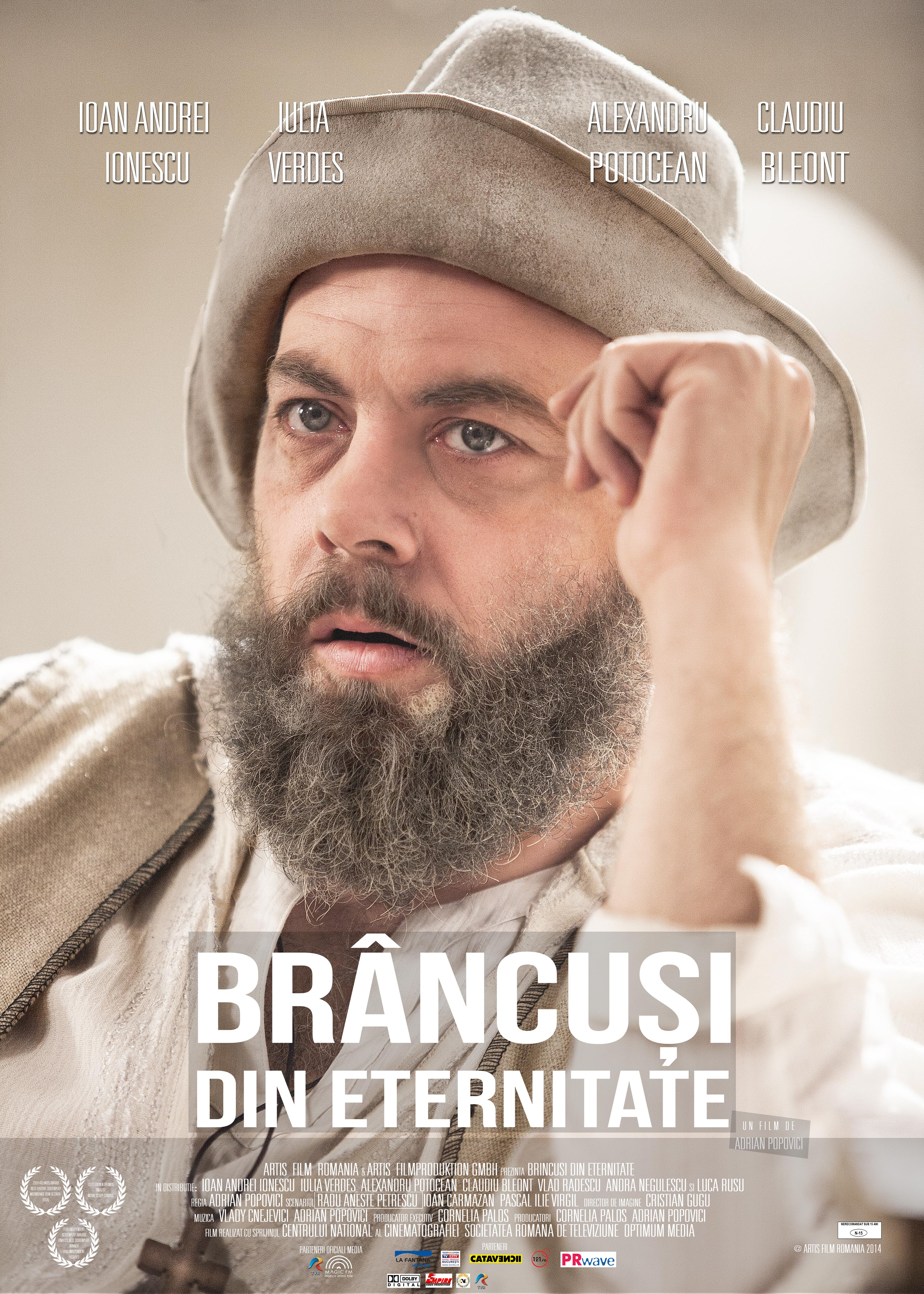 """Brancusi din eternitate"", din 19 septembrie in cinematografe"