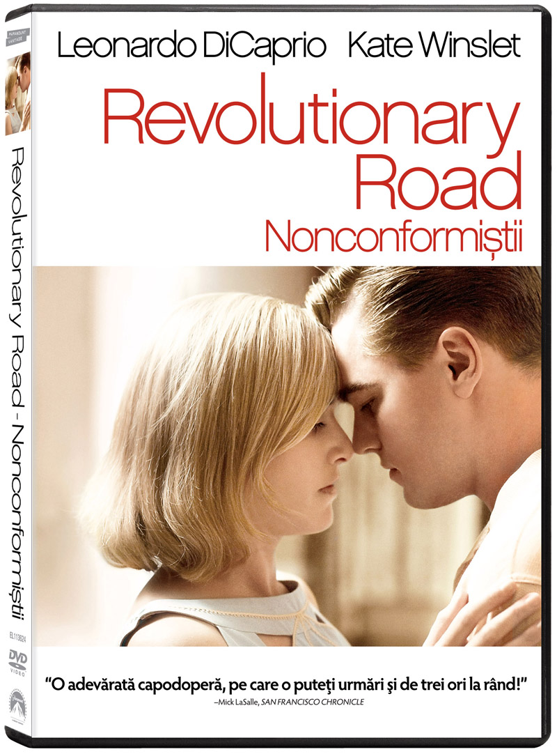 """Revolutionary Road"" / ""Nonconformistii"", pe DVD si Blu-ray"