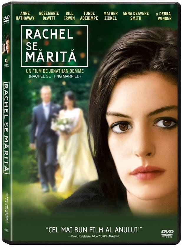 """Rachel Getting Married"" / ""Rachel se marita"", pe DVD"