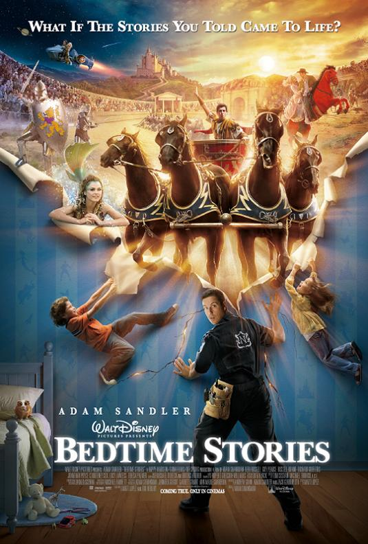 """Bedtime stories"", acum in cinema"