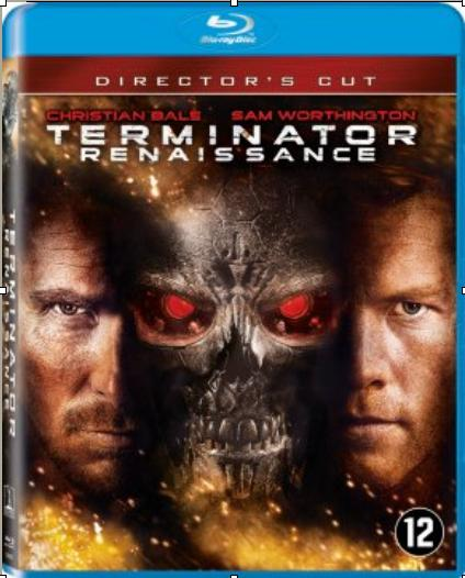 Terminator Salvation DVD si Blu-ray