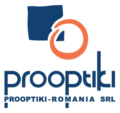 Logo Prooptiki Romania