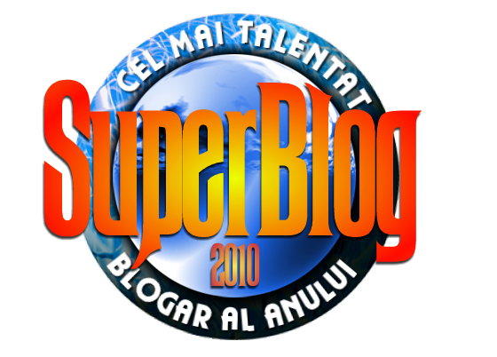 SuperBlog 2010, competitia celor mai creativi bloggeri romani